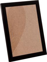 Рамка Нельсон №62 цвет матовый черный 13х18см