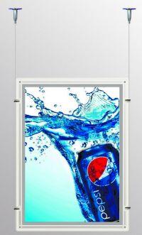 подвесная панель crystal mobile A4